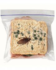 Schimmliges Sandwich Snack-Tüte Scherzartikel