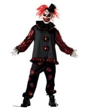 Schlitzer The Clown Costume