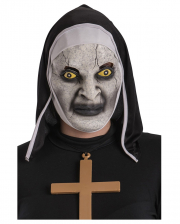 Terrible Nun Halloween Mask