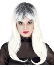 Shoulder Length Zombie Woman Wig