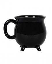 Black Witch Cauldron Mug