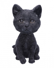 Black Cat Bobblehead Figure