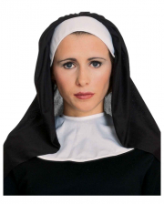 Nonnen Kopfbedeckung Set