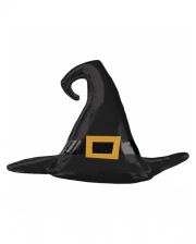 Hexenhut Halloween Satin Folienballon