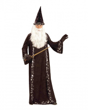 Black Magician Master Adult Costume
