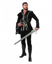 Schwarzer Prinz Herren Kostüm