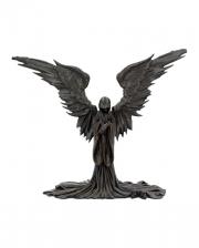 Black Shadow Angel Figure