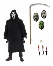 Scream Ultimate Ghostface 17cm Action Figure