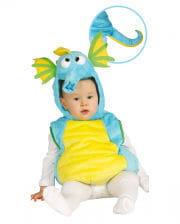 Seepferdchen Babykostüm