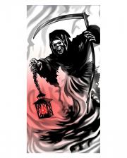 Grim Reaper Door Foil With LED Light