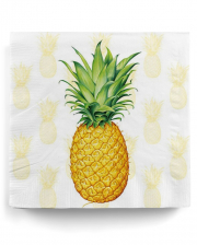 Napkins Pineapple 20 pcs.