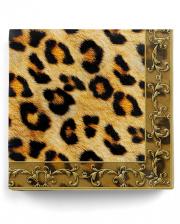 Napkins Leopard 20 Pc.