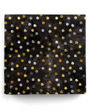 Napkins Swirling Dots 20 Pc.