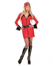 Sexy Firefighter Girl Costume 38/40