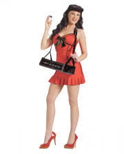 Sexy Cigarette Girl Costume