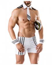 Sexy Kapitäns Kostüm für Männer