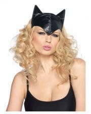 Katzenmaske im Leder Style