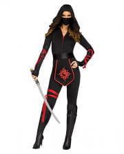 Ninja Warrior Frauenkostüm