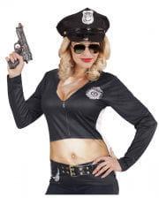 Sexy Polizistin Shirt Longsleeve