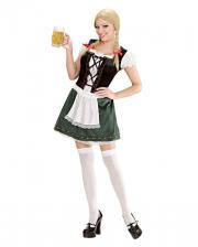 Sexy Oktoberfest Girl Costume S