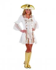 Sexy Pirate Bride Costume XL
