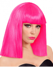 Showgirl Wig Roxy Pink