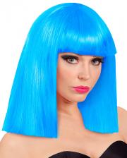 Showgirl Wig Roxy Blue