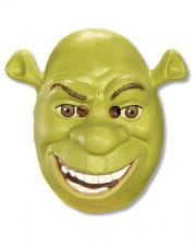 Shrek half mask