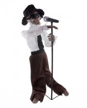 Singing Skeleton With Sound & Movement 95cm
