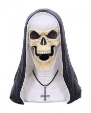 Sister Mortis Skeleton Nun Figure 29cm