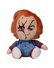 Sitzende Phunny Chucky Plüschfigur