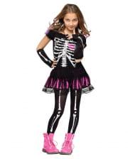Skelettina Kids Costume