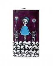 Skeleton Girl Wallet