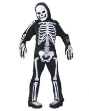 Skeleton 3D Kids Costume