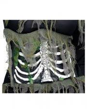 3D Zombie Bone Corsage