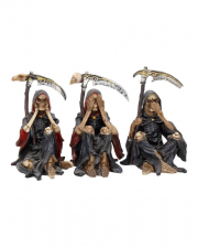 Something Wicked Reaper Figuren 3er Set