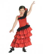 Spaniard Kids Costume