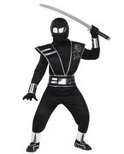 Spiegel Ninja Kinderkostüm