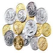 Play money coins