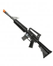 Machine Gun Toy Gun Made Of Rigid Foam