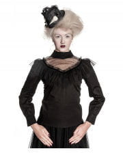 Spin Doctor Gothic Bluse