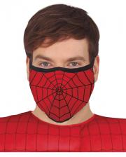 Spinnen Superheld 3-lagige Alltagsmaske