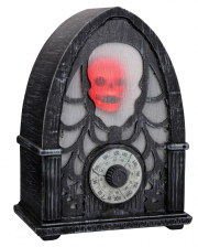 Spooky Radio mit Sound, Light & Bewegung