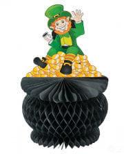 St. Patricks Day Waben-Aufsteller