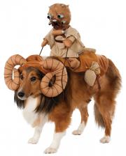 Star Wars Bantha Dog Costume