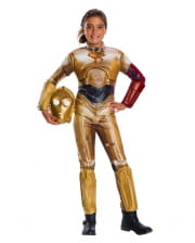 Star Wars C-3PO Kids Costume Deluxe