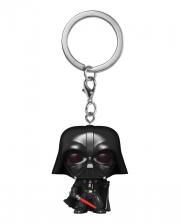 Star Wars Darth Vader Keychain Funko Pocket POP!
