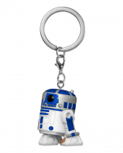 Star Wars R2-D2 Schlüsselanhänger Funko Pocket POP!