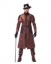 Steampunk Herren Kostüm Deluxe