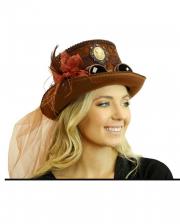 Steampunk Hat Viviette